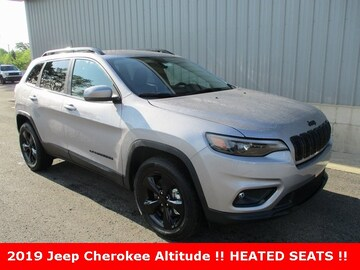 2019 Jeep Cherokee SUV