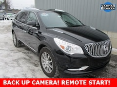Used 2016 Buick Enclave Leather Group SUV 5GAKVBKD0GJ235770 for sale in cadillac mi