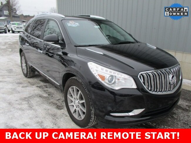 Used 2016 Buick Enclave Leather Group SUV in Cadillac, MI