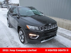 new 2021 Jeep Compass LIMITED 4X4 Sport Utility for sale