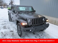 new 2021 Jeep Gladiator 80TH ANNIVERSARY 4X4 Crew Cab for sale
