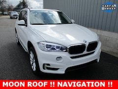 Used 2016 BMW X5 Sdrive35i SUV 5UXKR2C51G0R69932 for sale in cadillac mi