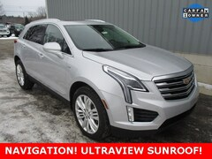 Used 2018 Cadillac XT5 Premium Luxury SUV 1GYKNFRS0JZ140736 for sale in cadillac mi