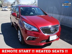 Used 2018 Buick Envision Essence SUV LRBFX2SAXJD115396 for sale in cadillac mi