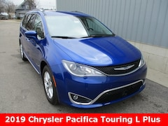 New 2019 Chrysler Pacifica TOURING L PLUS Passenger Van 2C4RC1EGXKR505515 for sale in cadillac mi