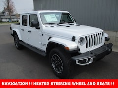 new 2021 Jeep Gladiator OVERLAND 4X4 Crew Cab for sale