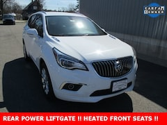 Used 2018 Buick Envision Essence SUV LRBFX2SA1JD116503 for sale in cadillac mi