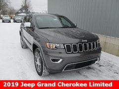 New 2019 Jeep Grand Cherokee LIMITED 4X4 Sport Utility 1C4RJFBG9KC567701 for sale in cadillac mi