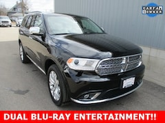 Certified Pre-Owned 2018 Dodge Durango Citadel SUV for sale in Cadillac, MI