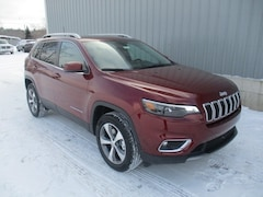 new 2021 Jeep Cherokee LIMITED 4X4 Sport Utility for sale