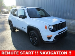 new 2021 Jeep Renegade 80TH ANNIVERSARY 4X4 Sport Utility for sale