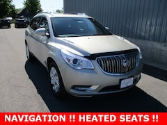 Used 2013 Buick Enclave Leather Group SUV for sale in cadillac mi