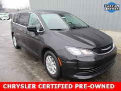 Certified Pre-Owned 2017 Chrysler Pacifica LX Minivan/Van for sale in Cadillac, MI