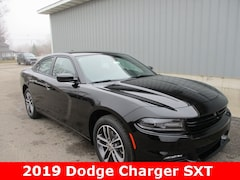 New 2019 Dodge Charger SXT AWD Sedan 2C3CDXJG1KH600924 for sale in cadillac mi