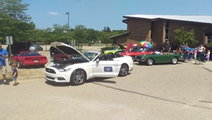 St. Michael Lutheran Car Show 4