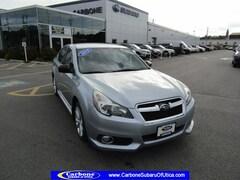 Used 2014 Subaru Legacy 2.5i (CVT) Sedan For sale in Utica NY