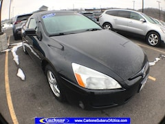 Used 2005 Honda Accord 2.4 LX Special Edition Coupe For sale in Utica NY