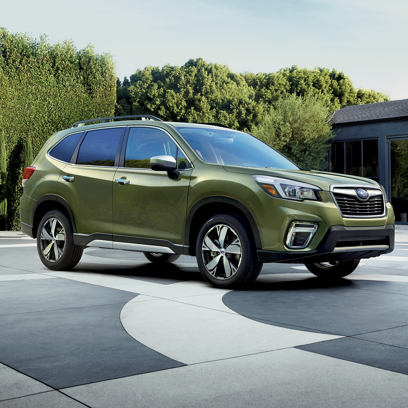 2019 Subaru Forester Fuel Efficiency
