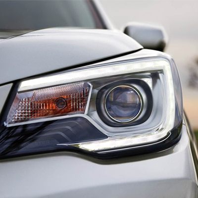 2018 Subaru Forester Headlights