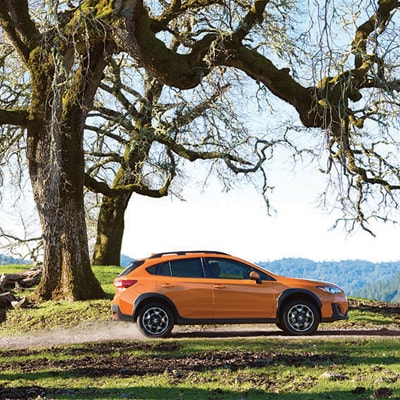 Subaru Crosstrek All-Wheel Drive