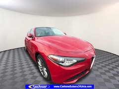 Used 2017 Alfa Romeo Giulia Sedan For sale in Utica NY