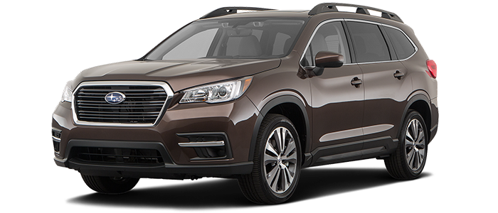 New 2020 Subaru Ascent at Subaru Utica