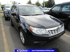Used 2012 Subaru Forester 2.5X Premium SUV For sale in Utica NY