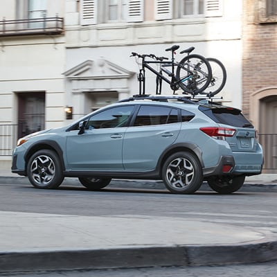 Subaru Crosstrek Efficiency