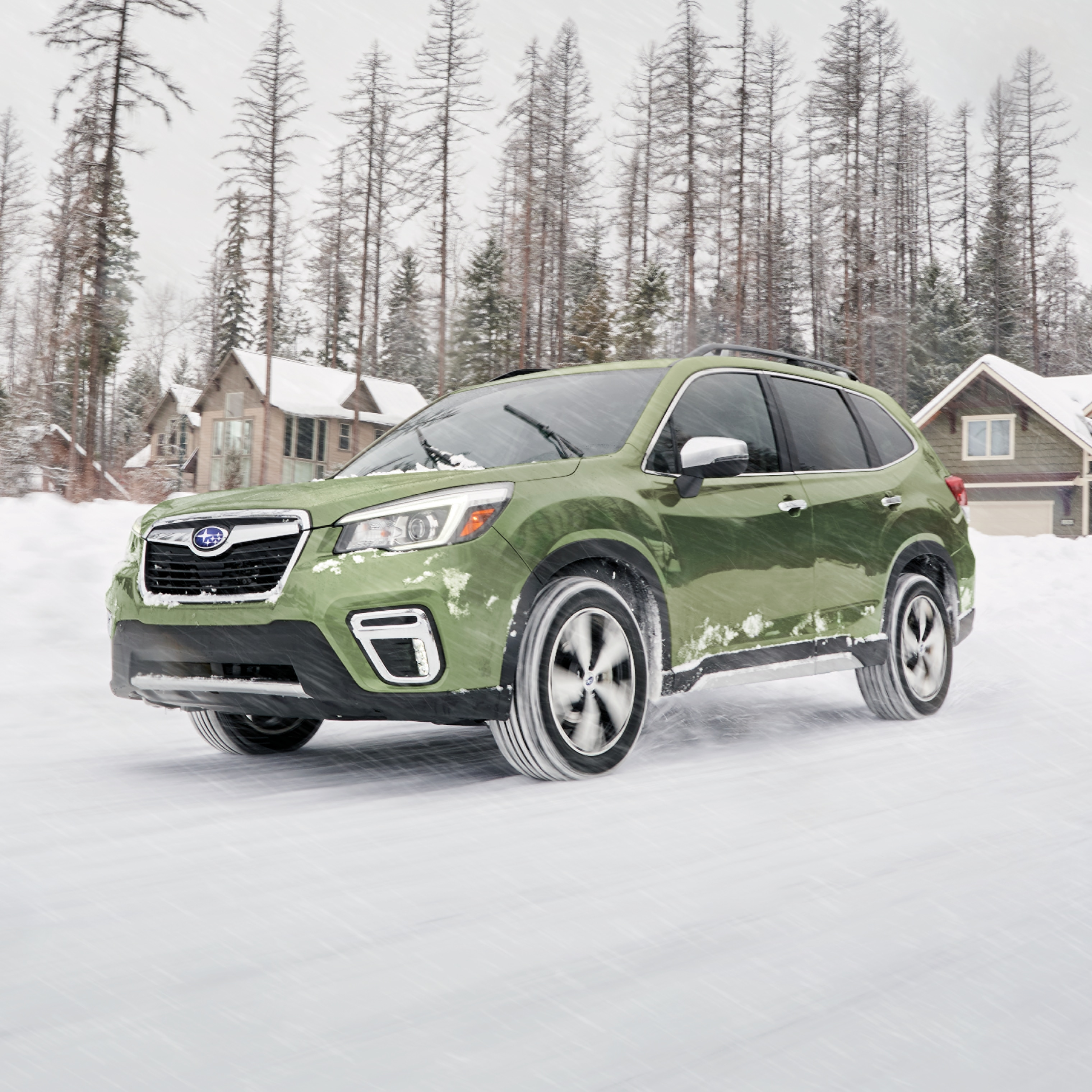 2019 Subaru Forester Performance
