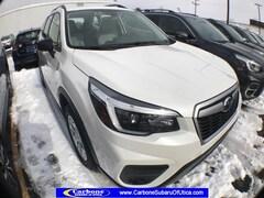 New 2021 Subaru Forester Base Trim Level SUV Utica, NY