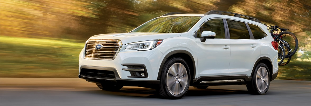 2020 Subaru Ascent Exterior Features