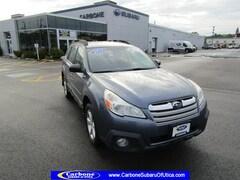 Used 2014 Subaru Outback 2.5i (CVT) SUV For sale in Utica NY