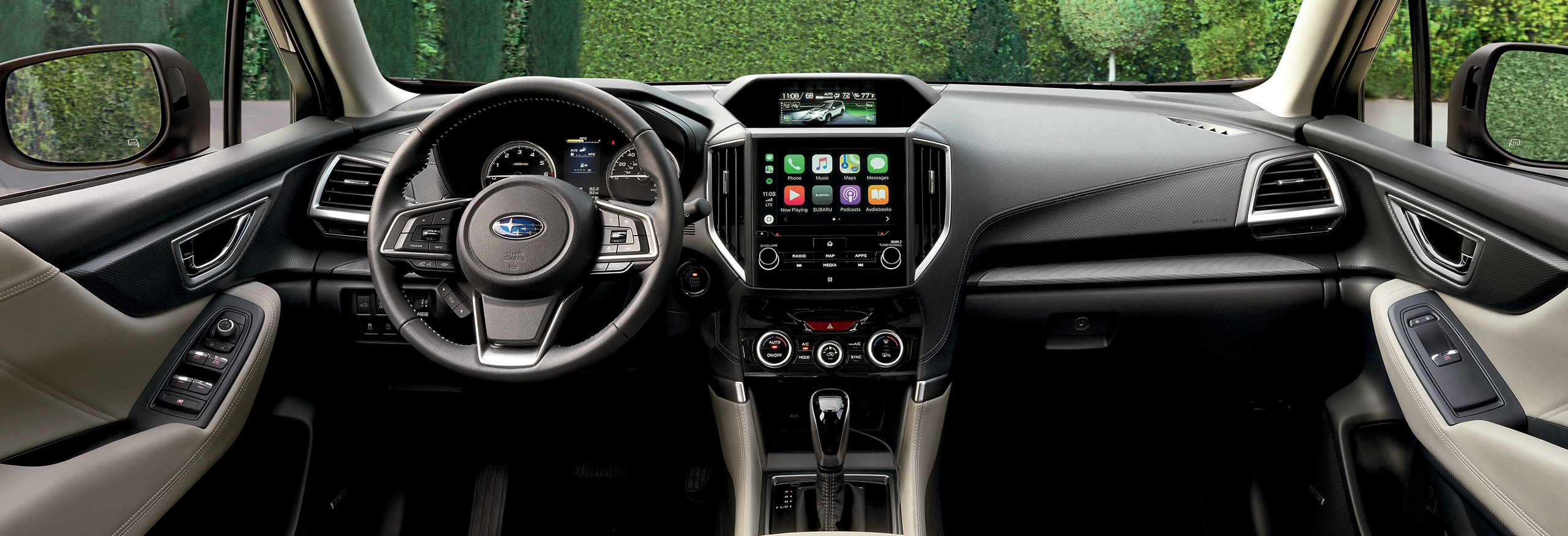 2019 Subaru Forester Interior Features