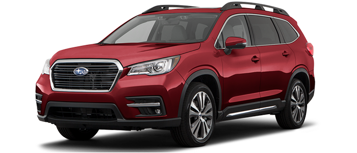 New 2019 Subaru Ascent at Subaru Utica