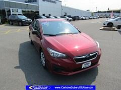 Used 2019 Subaru Impreza 2.0i Sedan For sale in Utica NY