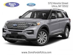 Used 2020 Ford Explorer XLT SUV Utica NY
