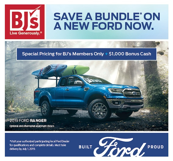 Bj S Auto Buying Program Don S Ford Serving Utica