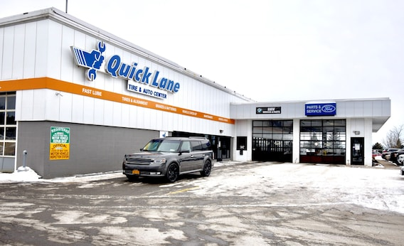 Dons Ford Service Utica Ny Car Dealers Dons Ford Quick Lane