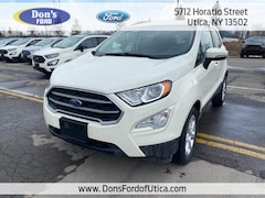 New 2021 Ford EcoSport SE Crossover Utica NY