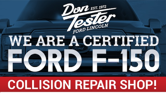 Don Tester Ford Lincoln Inc Norwalk Ford Auto Body