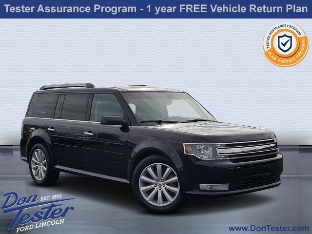 2015 Ford Flex SEL SEL AWD
