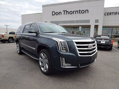 Certified Pre-Owned 2020 CADILLAC Escalade ESV Luxury SUV for sale in Tulsa, OK