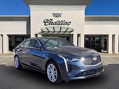 New 2021 CADILLAC CT4 Luxury Sedan for sale in Tulsa, OK