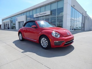 New 2019 Volkswagen Beetle 2.0T S Convertible 3VW5DAAT0KM507647 V4122 for sale in Tulsa, OK