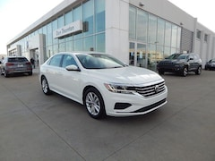 New 2020 Volkswagen Passat 2.0T SE Sedan 1VWSA7A35LC024348 LC024348 for sale in Tulsa, OK
