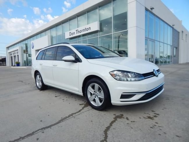 New 2018 Volkswagen Golf SportWagen TSI SE Wagon for sale in Tulsa, OK