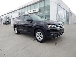 New 2019 Volkswagen Atlas 3.6L V6 SE 4MOTION SUV for sale in Tulsa, OK