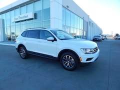 New 2021 Volkswagen Tiguan 2.0T S SUV 3VV1B7AX7MM012024 MM012024 for sale in Tulsa, OK