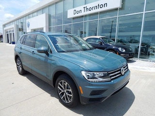 New 2019 Volkswagen Tiguan 2.0T SE SUV for sale in Tulsa, OK