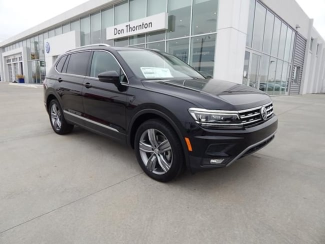 New 2019 Volkswagen Tiguan 2.0T SEL Premium 4MOTION SUV for sale in Tulsa, OK